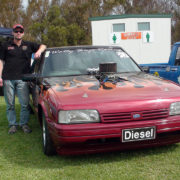 Feature Car: Diesel