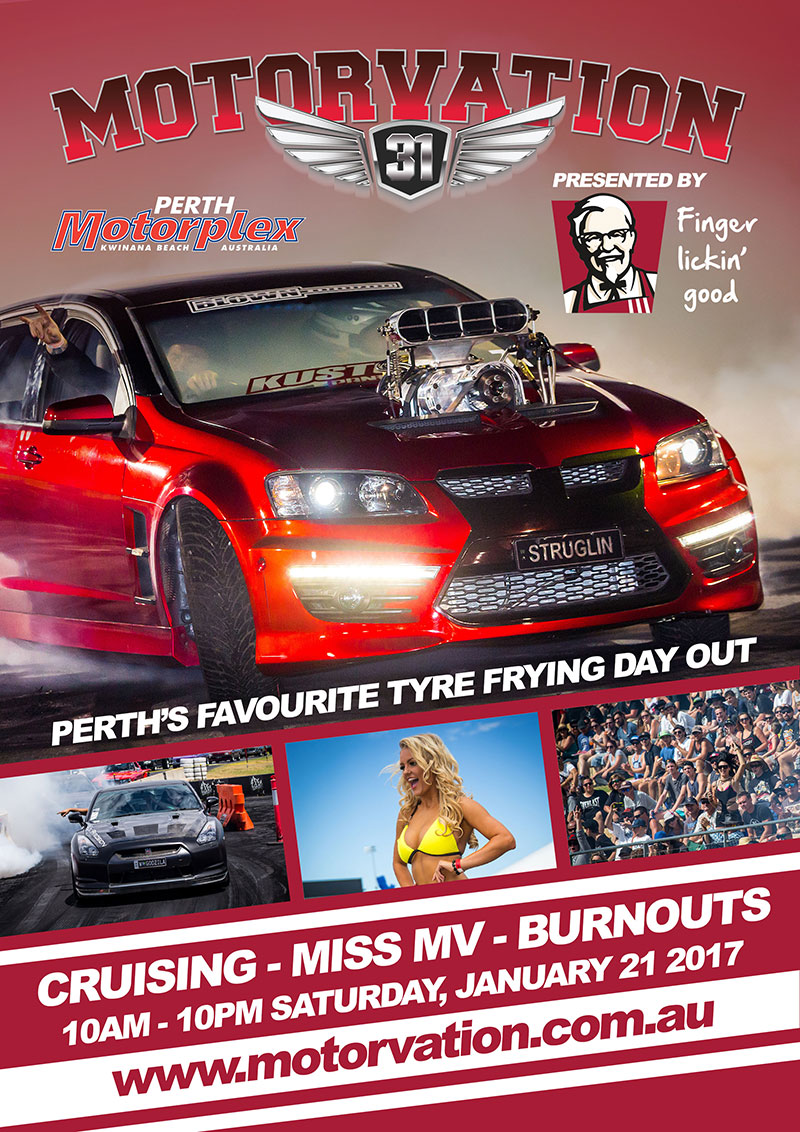 Motorvation 2017 poster