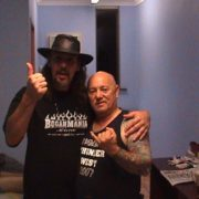 Dave and Angry Anderson