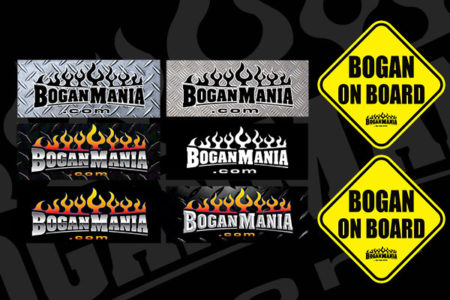 Boganmania.com Sticker Pack