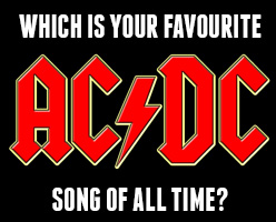 Favourite AC/DC Song Link
