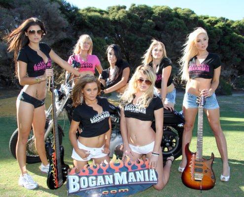 West Coast Promo Babes Tshirt Promo